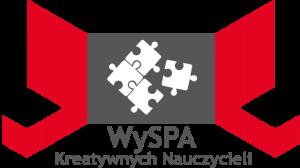 Logo projektu WySPA kreatywnych nauczycieli.