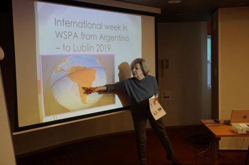 14th International Week - April 2019
