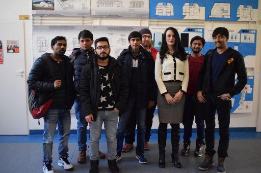 Wizyta wykładowcy z Czarnogóry 2017 w ramach współpracy międzynarodowej WSPA