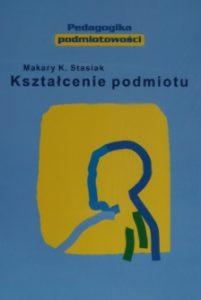 Okładka książki Kształcenie podmiotu