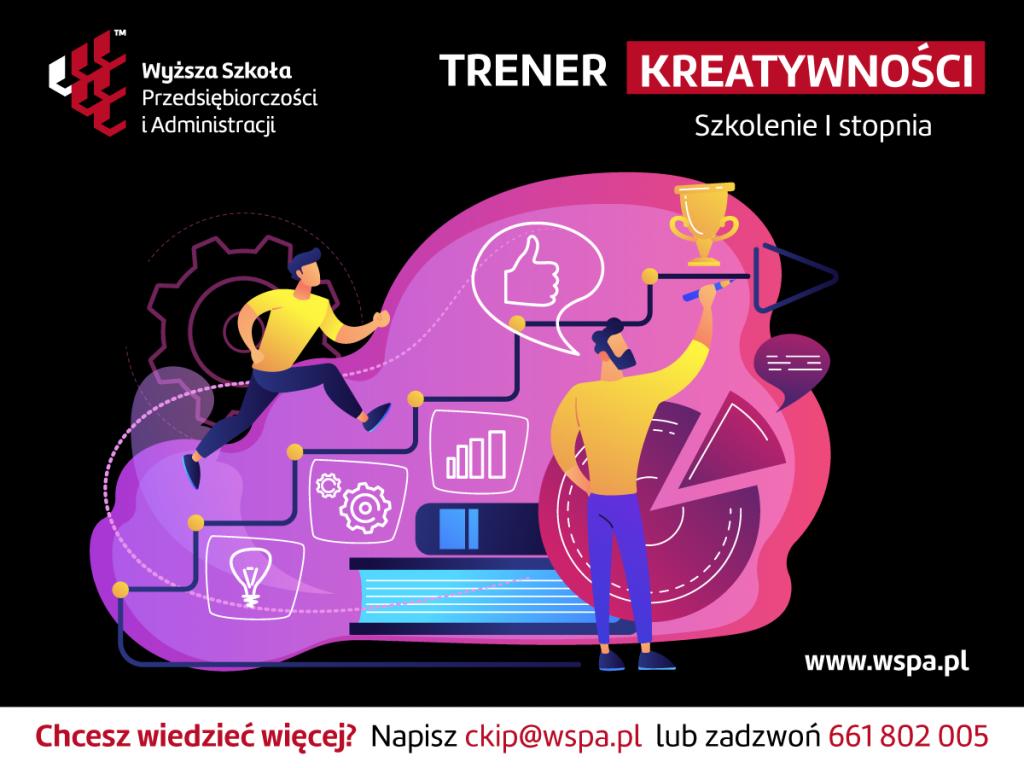 Trener Kreatywności